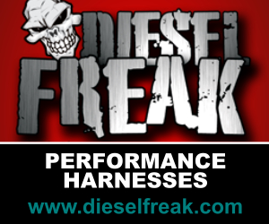 Diesel Freak Banner